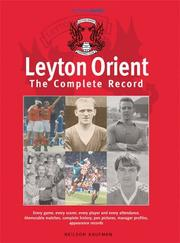 Cover of: Leyton Orient