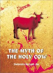 Cover of: The Myth of the Holy Cow