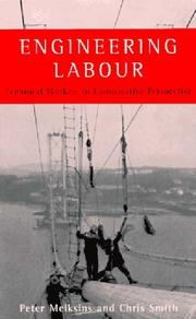 Cover of: Engineering Labour