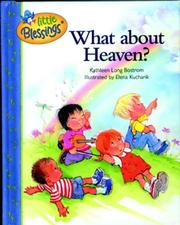 Cover of: What About Heaven? (Little Blessings)