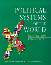 Cover of: Hutchinson Political Systems of the World (Helicon General Encyclopedias)