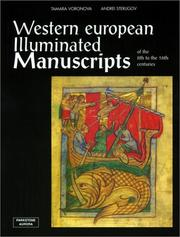 Cover of: Western European Illuminated Manuscripts (Great Painters)