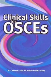 Cover of: Clinical Skills for OSCEs