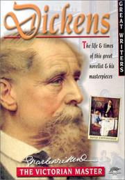 Cover of: Dickens (Great Writers, 2)