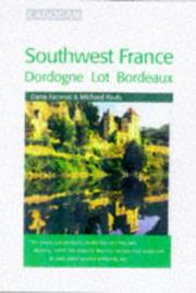 Cover of: Southwest France