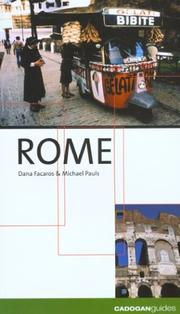 Cover of: Rome, 2nd (City Guides - Cadogan)