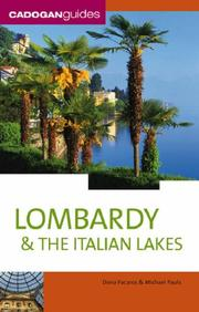 Cover of: Lombardy & the Italian Lakes