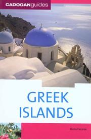 Cover of: Greek Islands, 9th (Country & Regional Guides - Cadogan)
