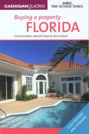 Cover of: Buying a Property Florida, 2nd (Buying a Property - Cadogan)