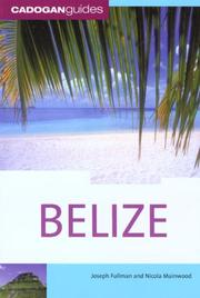 Cover of: Belize (Country & Regional Guides - Cadogan)