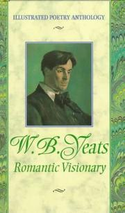 Cover of: Yeats