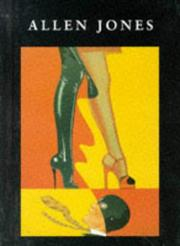 Cover of: Allen Jones (Pocket Library of Art)