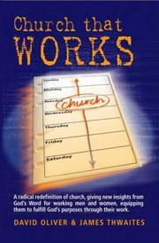 Cover of: Church That Works
