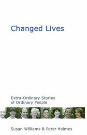Cover of: Changed Lives