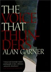 Cover of: The voice that thunders: essays and lectures