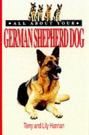 Cover of: All About Your German Shepherd Dog (All About)