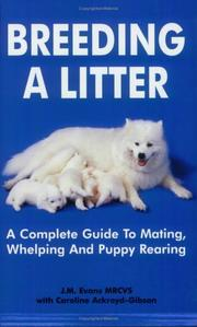 Cover of: Breeding a Litter