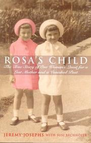 Cover of: Rosa's Child