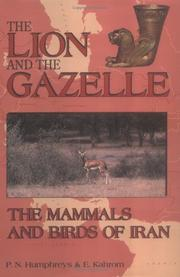 Cover of: Lion and Gazelle