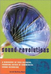 Cover of: Sound Revolutions