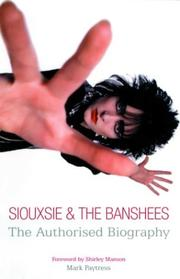 Cover of: Siouxsie and the Banshees