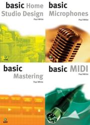 Cover of: Studio Recording Basics B (Basic)