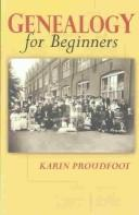 Cover of: Genealogy for Beginners