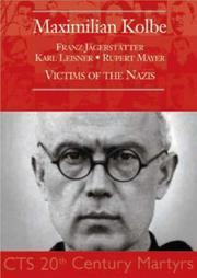 Cover of: Maximilian Kolbe