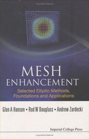 Cover of: Mesh Enhancement