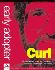 Cover of: Early Adopter Curl