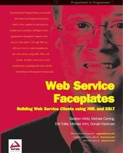Cover of: Web Service Faceplates
