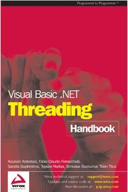 Cover of: Visual Basic .NET Threading Handbook