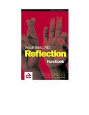 Cover of: Visual Basic .NET Reflection Handbook