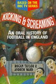 Cover of: Kicking and Screaming