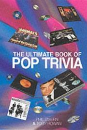 Cover of: The Ultimate Book of Pop Trivia