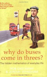 Cover of: Why Do Buses Come in Threes?