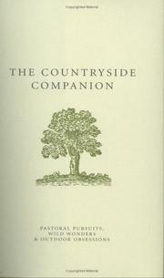 Cover of: The Countryside Companion (The Companion Series)