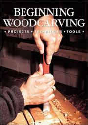 Cover of: Beginning Woodcarving