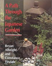Cover of: A Path Through the Japanese Garden