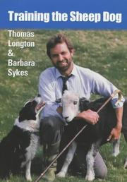 Cover of: Training the Sheep Dog