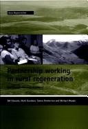 Cover of: Partnership Working in Rural Regeneration