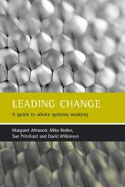 Cover of: Leading Change