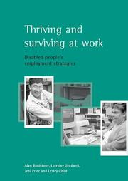 Cover of: Thriving and Surviving at Work