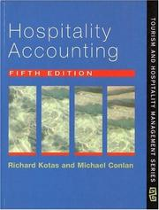 Cover of: Hospitality Accounting (Elements of Business Series)