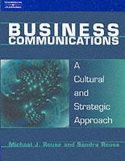 Cover of: Business Communications