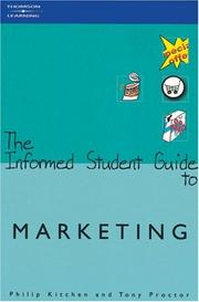 Cover of: The Informed Student Guide to Marketing