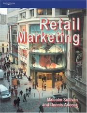 Cover of: Retail Marketing