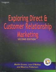 Cover of: Exploring Direct and Customer Relationship Marketing