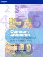 Cover of: Company Accounts