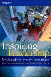 Cover of: Inspiring Leadership